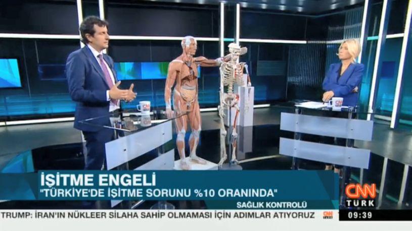 CNN Türk Sağlık Kontrolü