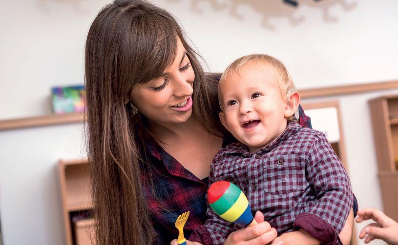 Çocuğum Kullandığı Cihaz İle Konuşma Seslerini Yeterince Duyuyor Mu?
