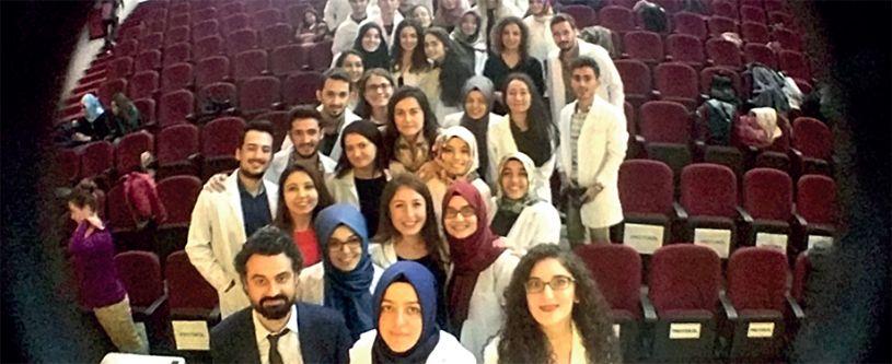 Odyoloji Bölümü Öğrencileri, Geleneksel Önlük Giyme Töreni
